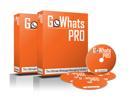 Tools Whatsapp Marketing GOWhats Pro