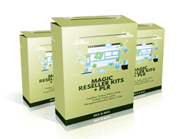 Magic Reseller Kits + PLR