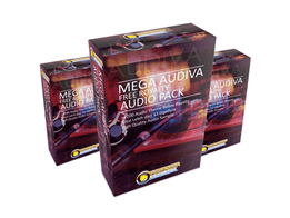 Koleksi Mega Audiva Free Royalty Audio