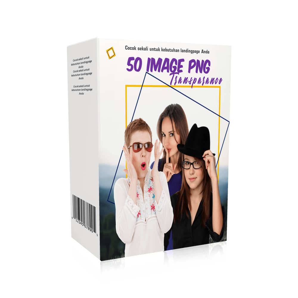 50 PNG Transparance Box