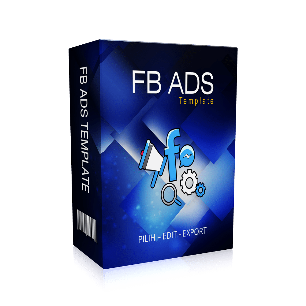 FB ADS Template Box