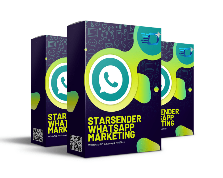Starsender - WhatsApp API Gateway & Marketing